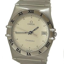 Omega Constellation Quartz pre-owned 32mm Steel