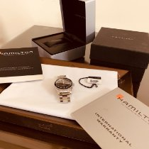 Hamilton Steel 42mm Automatic H37565131 new India, Mumbai