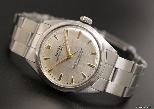 f2508d3d0bd Rolex Vintage 1958 Rolex Oyster Perpetual 6106 Bubbleback... for C$ 4,077  for sale from a Seller on Chrono24