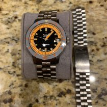 Zodiac Steel 35mm Automatic Sea Wolf pre-owned United States of America, North Carolina, Kernersville