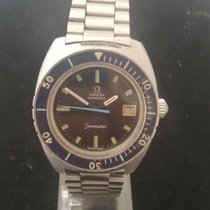 Omega Steel Automatic Seamaster pre-owned