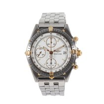Breitling 81950 Gold/Steel Chronomat 39mm pre-owned United Kingdom, Sutton