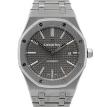 Audemars Piguet Royal Oak Selfwinding Ocel 41mm Šedá