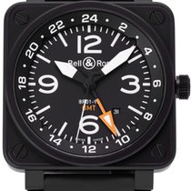 Bell & Ross BR 01-93 GMT Otel 46mm
