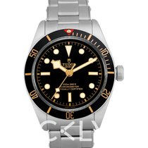 Tudor Black Bay Fifty-Eight Steel 39mm Black