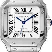 Cartier WSSA0010 Сталь Santos (submodel) новые