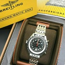 Breitling Chrono-Matic (submodel) Steel 44mm Black United States of America, California, San Diego