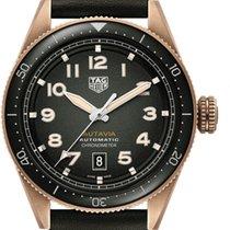 TAG Heuer wbe5190.fc8268 Bronze Bronze 2021 Autavia 42mm new United States of America, New York, Airmont