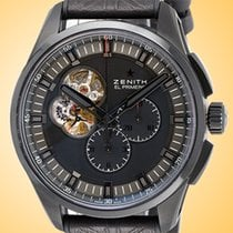 Zenith El Primero Chronomaster Titanium 45mm Black United States of America, Illinois, Northfield