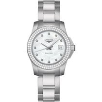 Longines Conquest Lady Diamant NEU