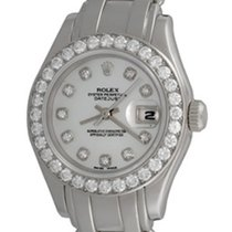Rolex Pearlmaster Model 69299