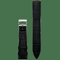 康思登 (Frederique Constant) E-Strap Black Stainless Steel 22mm
