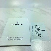 Corum Blanco Warranty / Blanko Garantiekarte