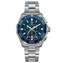 TAG Heuer Aquaracer 300M Blue | Chronograph 300 M 43 mm | Unworn