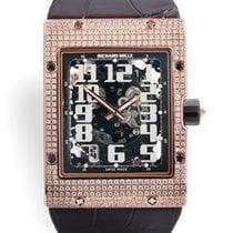 Richard Mille RM016 AH RG RM 016 - Rose Gold Diamond Set