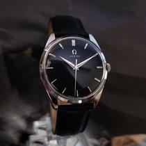 Omega 1958 Ryan Gosling vintage watch CAL 284 black dial + Box