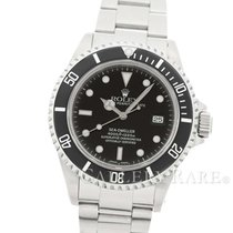 "롤렉스 (Rolex) Rolex Sea Dweller Stainless Steel 40MM ""Y Series"""
