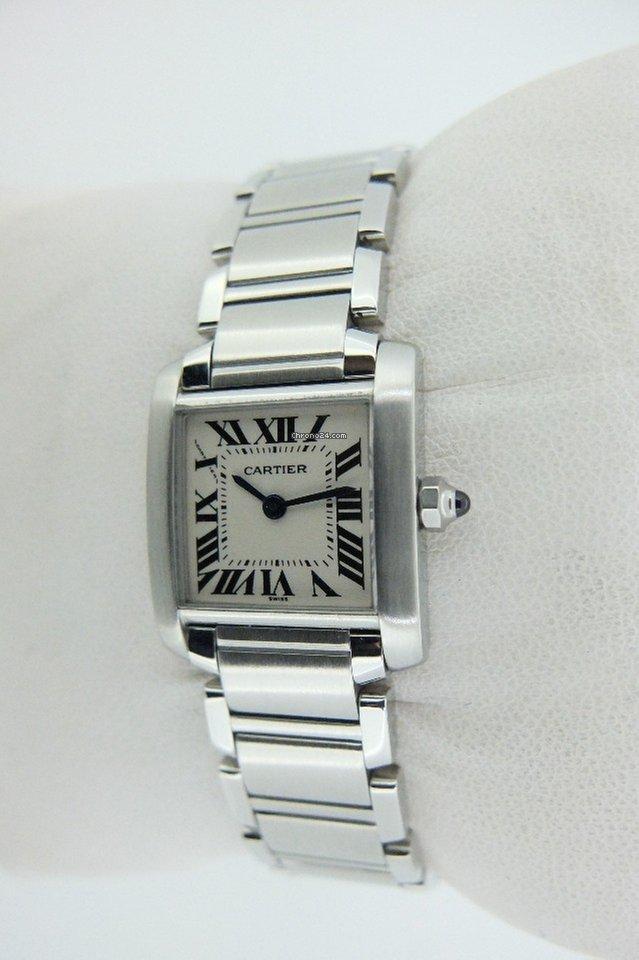 45f7464e15df Relojes Cartier Tank de segunda mano