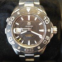 TAG Heuer Aquaracer 500M Acier 43mm Noir Sans chiffres