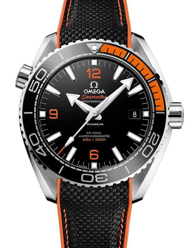 8ae2e18ef7a Omega Seamaster Planet Ocean - Todos os preços de relógios Omega Seamaster  Planet Ocean na Chrono24