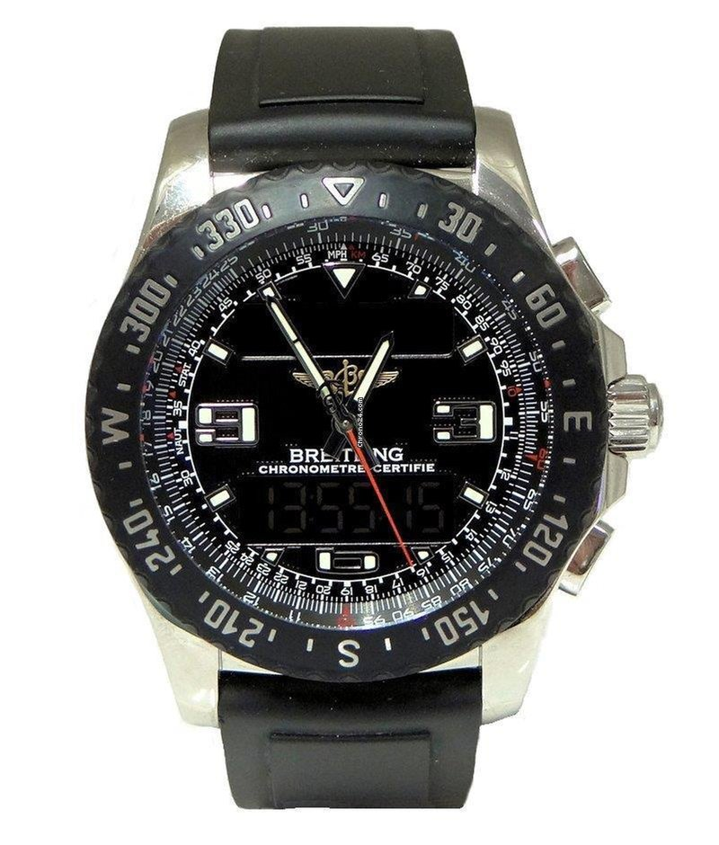5724d1f8177 Breitling Airwolf Raven A78364 - Compare preços na Chrono24