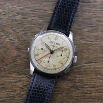 Doxa Steel Chronograph pre-owned United States of America, New Jersey, Princeton