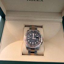 Rolex GMT-Master II nouveau 40mm Or/Acier