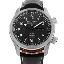 Bremont 43mm Automatic 2013 pre-owned MB Black