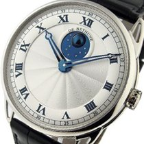 De Bethune Witgoud 44mm Handopwind 25LWS1V1 tweedehands