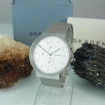 Skagen Staal 40mm Quartz SKW6361 tweedehands