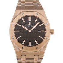 Audemars Piguet Royal Oak Lady neu Automatik Uhr mit Original-Box und Original-Papieren 67650OR.OO.1261OR.01