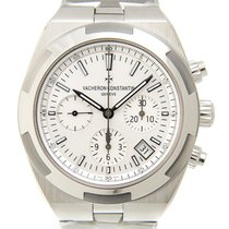 Vacheron Constantin 5500V/110A-B075 Steel Overseas Chronograph 42.5mm new