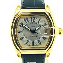 Cartier Roadster Gult gull