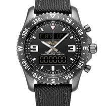 Breitling Chronospace Military Сталь 46mm Черный