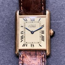 Cartier 23,5mm Cuarzo 590005 usados