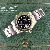 Rolex Submariner Date 16610LV T 2004 pre-owned