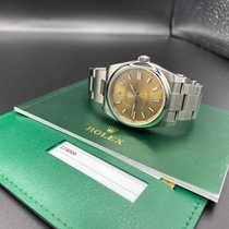 Rolex Oyster Perpetual 36 116000 2019 nuevo
