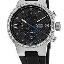 Oris Williams F1 Steel Black Arabic numerals United States of America, New York, Brooklyn