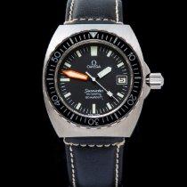 Omega Seamaster PloProf Steel Black