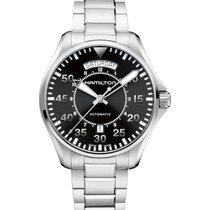 Hamilton Khaki Pilot Day Date H64615135 nouveau
