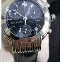 Boucheron Acier 38mm Quartz WA030501 occasion France, Toulouse
