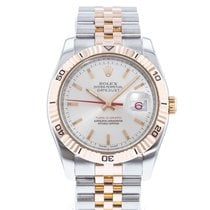 Rolex Datejust Turn-O-Graph Steel 36mm Silver United States of America, Georgia, Atlanta