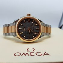 Omega Seamaster Aqua Terra 231.20.39.21.06.001 Sehr gut Gold/Stahl 38.5mm Automatik
