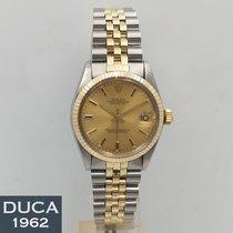 Rolex Datejust 6827 Ottimo Oro/Acciaio 31mm Automatico Italia, Roma