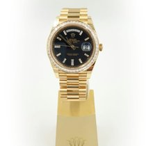 Rolex Yellow gold 40mm Automatic 228398TBR new