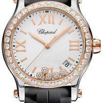 Chopard 278582-6003 Goud/Staal 2021 Happy Sport 36mm nieuw