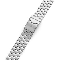Fortis B42/f43 Steel Bracelet Incl. End Pieces Fully Screwed...