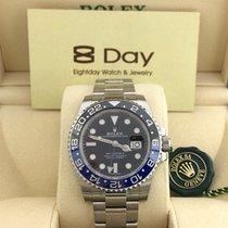 勞力士 (Rolex) 8DAYwatch-New 116710BLNR GMT-MASTER II STAINLESS...