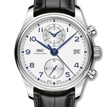IWC Portuguese (submodel) Steel 42mm Silver
