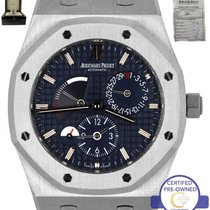 Audemars Piguet Royal Oak Dual Time Power Reserve Blue 39mm...